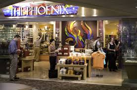 Phoenix Sky Harbor Terminal 4 Map by Phoenix Sky Harbor Airport Duty Free Phx U0027s Shopping U0026 Dining Guide