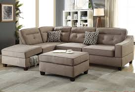 Sectional With Ottoman Alcott Hill Reversible Sectional With Ottoman Reviews