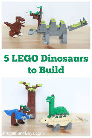 15 best mj images on pinterest kid stuff diy and books five lego dinosaurs to build
