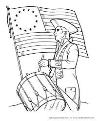 memorial coloring pages memorial day coloring pages drummer and flag coloring pages