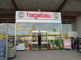 shopping at the hagebau