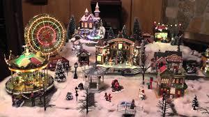 christmas villages christmas 2015