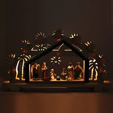 Lighted Outdoor Christmas Nativity Scene by Nativity Color Fix Webg Led Lighted Outdoor Nativity Scene