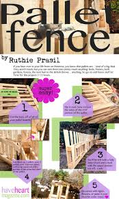 easy garden fence ideas best 25 pallet fence ideas on pinterest pallet fencing wood