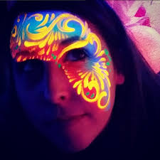 face paint designs for girls zestymag