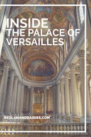 Palace Of Versailles Floor Plan Palace Of Versailles U2013 Bedlam U0026 Daisies