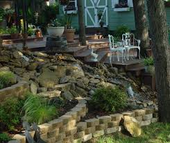 Backyard Pond Ideas With Waterfall 22 Beautiful Waterfalls For Natural Backyard And Front Yard Ladscaping