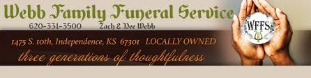 webb family funeral service 2016 2017 obituaries