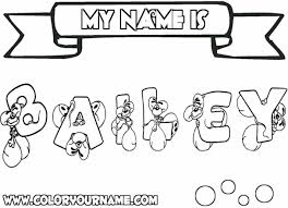 name coloring page free download