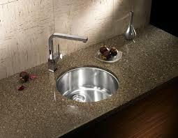 lavabo de cuisine évier de cuisine simple rondo en acier inoxydable éviers acier