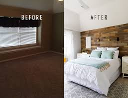 a before and after simple bedroom makeover for zach u0026 caitlin