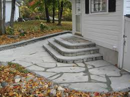 Bluestone For Patio by Bluestone Patio U0026 Step Design Averill Park Ny Landscaping And