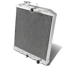 amazon com honda civic manual transmission full aluminum 2 row