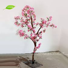 gnw bls1606002 low price sale mini artificial tree pink cherry