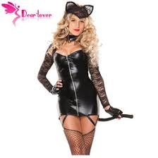 Size Cat Halloween Costumes Size Black Cat Costume Size Black Cat Costume