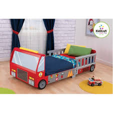 Fire Engine Bed Fire Truck Toddler Bed Jd Kidz Australia