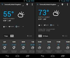 weather apps free android ez weather forecast widgets for android apk free