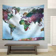 World Map Canvas Art by Wall26 Com Art Prints Framed Art Canvas Prints Greeting