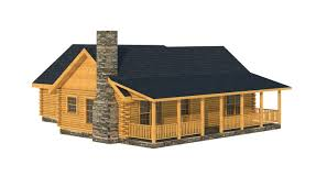 log home floor plans with garage the choctaw is one of the many log cabin home plans from