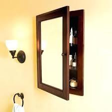 Recessed Bathroom Medicine Cabinets Bathroom Recessed Medicine Cabinet Aeroapp