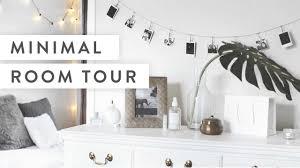 Minimalist by Minimalist Room Tour Youtube