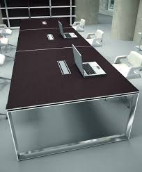 allee du bureau x7 bureau verre haut de gamme mobilier neuf