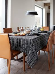 woven tablecloths shop for table linens online in canada simons