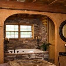 log home bathroom ideas log cabin bathroom designs home design ideas and pictures