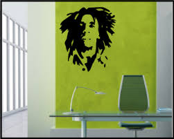 chambre bob marley décoration chambre ado avec couleurs bob marley