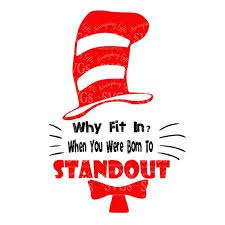 dr seuss hat template free dr seuss svg perfect for reading week cat in the hat u0027s youer than