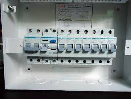 diy wiring a consumer unit and installation distribution board