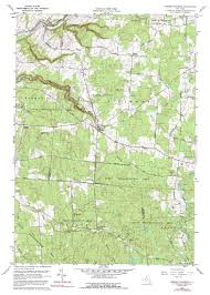 Map Of Central Massachusetts by New York Topo Maps 7 5 Minute Topographic Maps 1 24 000 Scale