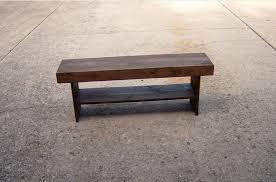 accent benches bedroom interior design