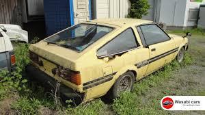 1982 Toyota Corolla Hatchback Rotten U0026 Forgotten Te71 Toyota Corolla Levin 2t Geu Youtube