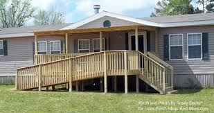 covered front porch plans 45 great manufactured home porch designs