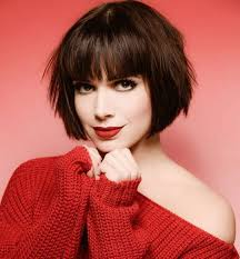 bob haircuts for damaged hair 10 chic short bob haircuts that balance your face shape short