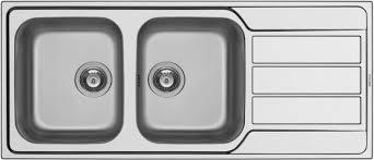 inset kitchen sink pyramis inset kitchen sink athena series 116x50cm price review