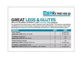 Bench Exercises With Dumbbells Approach The Bench For Great Legs U0026 Glutes Fitnessrx For Women