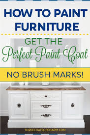 how to get a smooth finish when painting kitchen cabinets we our 5 easy steps for getting a smooth paint finish