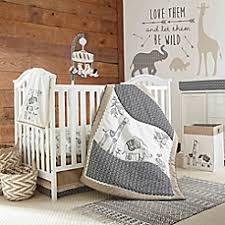 Woodland Animals Crib Bedding Levtex Baby Animal Sketch Crib Bedding Collection Buybuy Baby