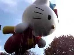 kitty thanksgiving parade balloon