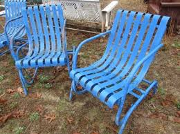 Antique Metal Patio Chairs Vintage Metal Chairs And Retro Patio Tables Vintage Metal