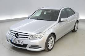 used mercedes benz c class executive se 2012 cars for sale
