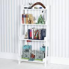 innovation lean shelf leaning ladder bookcase slanted bookshelves