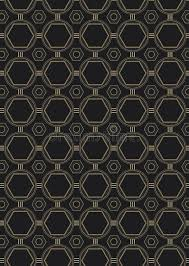 art deco style seamless art deco style pattern stock vector illustration of