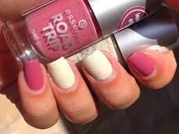 pretty little nails essence road tripe