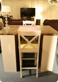 Craft Desk Diy Craft Table From Thrifty Decor