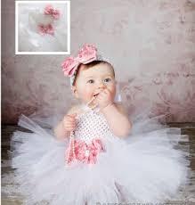 robe bebe mariage avec perle arc bandeau bébé fille de mariage baptême robe de