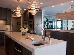 Kitchens With Two Islands Kitchen Countertop Ideas 30 Fresh And Modern Looks