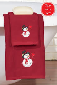 Christmas Bathroom Set by Snowman Bathroom Decorations And Accessories
